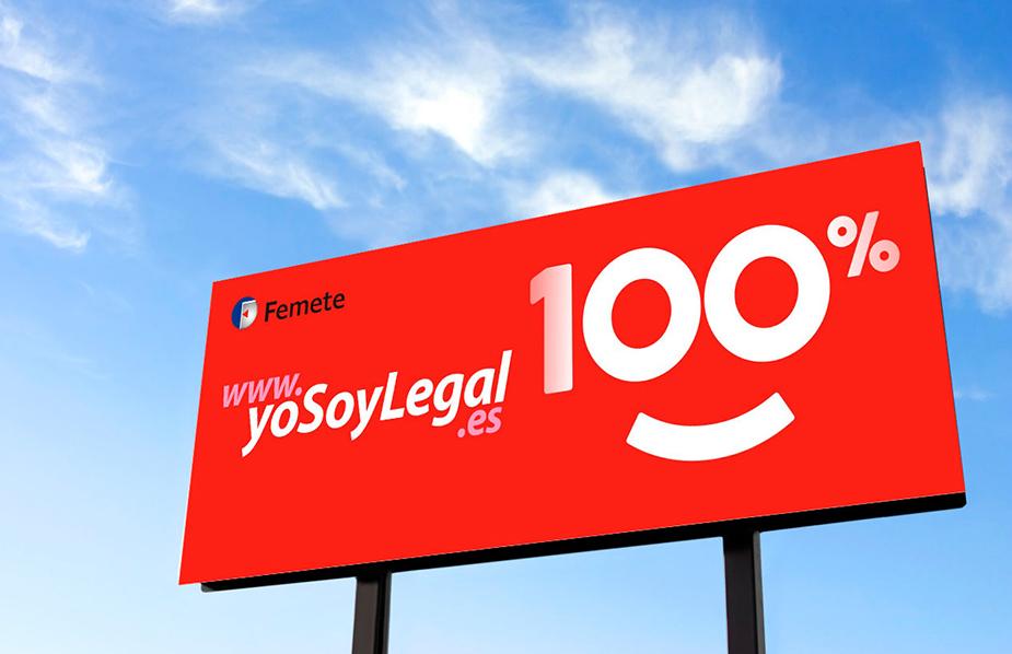 FEMETE 100% Legal